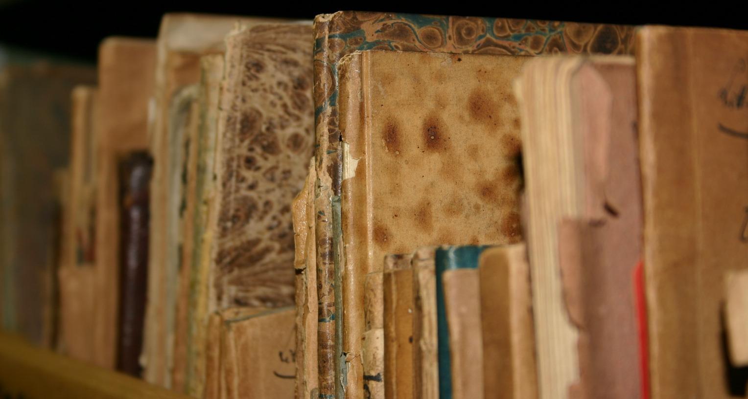 photo of libretti collection